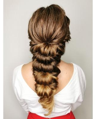 Neferhair - portfolio frizura